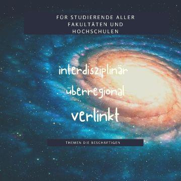 """Thumbnail for interdisziplinär - überregional - verlinkt  - """"Anfänge und ihre Herausforderungen für: Leben, Gott und Studierende im online Studium"""""""