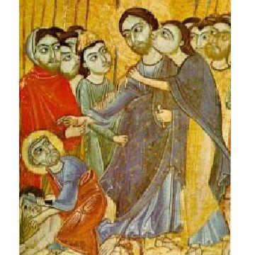 """Thumbnail for """"Der Fall Judas – Lesung und Gespräch in der Passionszeit"""""""