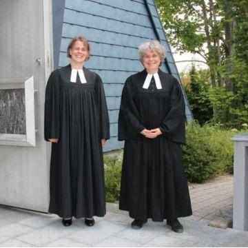 Thumbnail for Kirchengemeinde begrüßt Klinikseelsorgerin