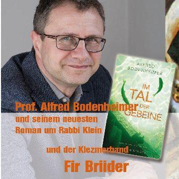 Thumbnail for Ein jüdischer Abend - Dichterlesung mit A. Bodenheimer und der Klezmergruppe Fir Briider