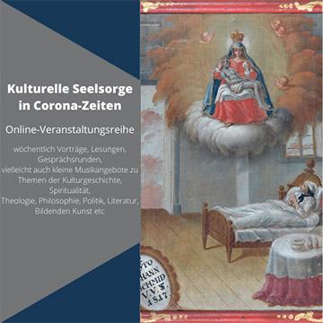 Thumbnail for Vortragsreihe 'Kulturelle Seelsorge'