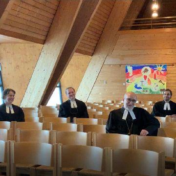 Thumbnail for Gottesdienst mit Prälat Dr. Rose in der Kreuzkirche