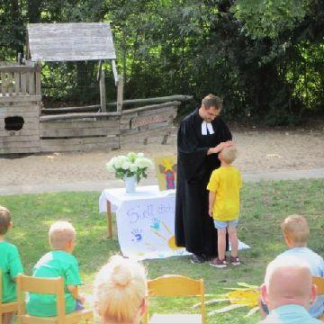 Thumbnail for Gottesdienst im Grünen zum Ende Kindergartenjahres
