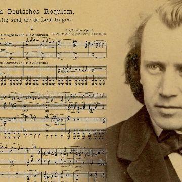 """Thumbnail for Die Kantorei singt """"Ein Deutsches Requiem"""" von Johannes Brahms (1833-1897)"""