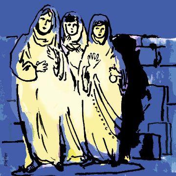 Thumbnail for Frauenansichten- Ein anderer Blick auf biblische Frauengestalten