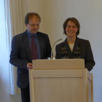 Thumbnail for Einführung und Investitur Pfarrer Matthias Ströhle und Dorothee Sauer