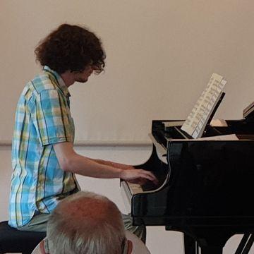 Thumbnail for Klaviermatinee im Sigmaringer Gemeindehaus