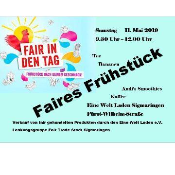 Thumbnail for Faires Frühstück