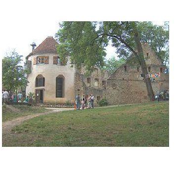 Thumbnail for Ruine Hornstein – ein Kleinod in unserer Nachbarschaft.