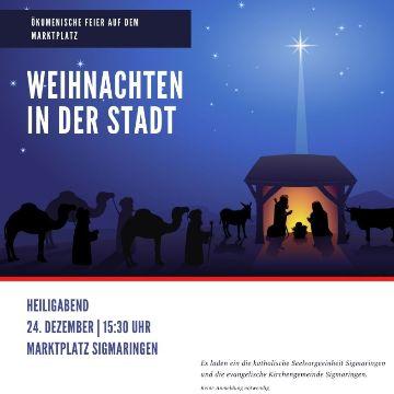 Thumbnail for Weihnachten in der Stadt