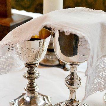 Thumbnail for Adventsandacht mit Abendmahl an Tischen im Gemeindehaus