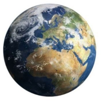 """Thumbnail for """"Planet earth first"""" - Die Sorge um das gemeinsame Haus Erde"""