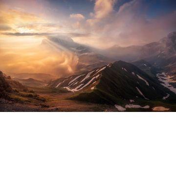 """Thumbnail for """"Ich hebe meine Augen auf zu den Bergen"""""""