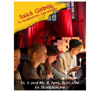 Thumbnail for Taizéandacht