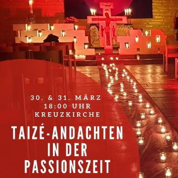 Thumbnail for Taizégebet in der Passionswoche