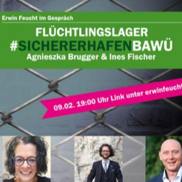 Thumbnail for Asylpfarrerin Ines Fischer zur Situation der Flüchtlingslager in Moria