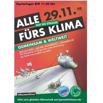 Thumbnail for Alle fürs Klima