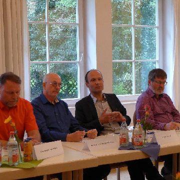 Thumbnail for Wahlforum der Kirche und Diakonie zur  Kommunal- und Kreistagswahl