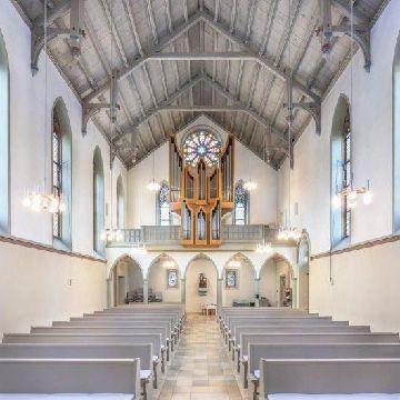 Thumbnail for Virtueller Kirchenrundgang durch die Ev. Stadtkirche