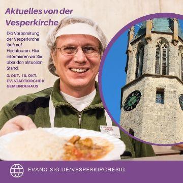 Thumbnail for Erste Vesperkirche in Sigmaringen