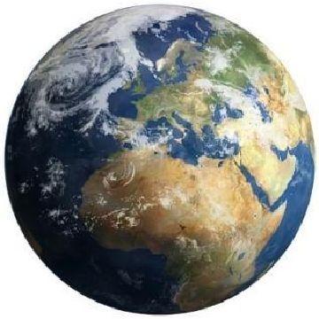 """Thumbnail for """"Planet earth first""""- Die Sorge um das gemeinsame Haus Erde"""