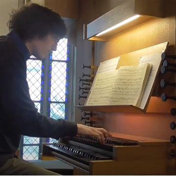 Thumbnail for Die Ev. Kirchengemeinde bringt die Kirchenmusik ins Haus.