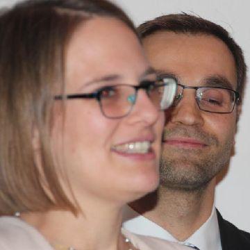 Thumbnail for Investitur von Pfarrerin Kathrin und Pfarrer Micha Fingerle
