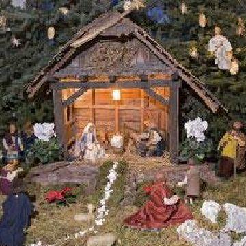 Thumbnail for Besichtigung der Weihnachtskrippe in St. Johann