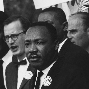 Thumbnail for Vortrag über Martin Luther King