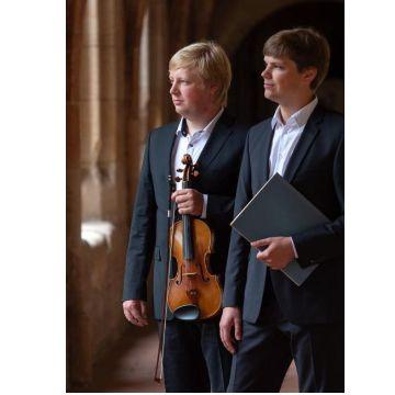 Thumbnail for Sonderegger Duo - Violine und Klavier