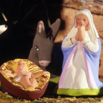 Thumbnail for Bethlehem Provence - Das besondere Krippenspiel