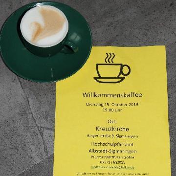 Thumbnail for Willkommens-Café für Studierende der Hochschule Albstadt-Sigmaringen