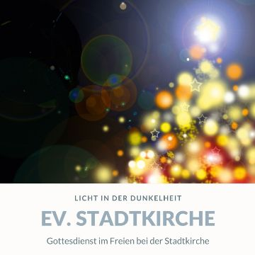 """Thumbnail for """"Licht in der Dunkelheit"""""""